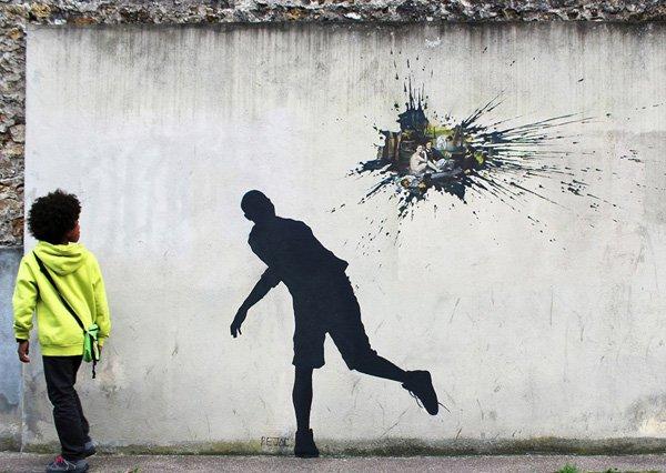 Καταπληκτική Street Art4