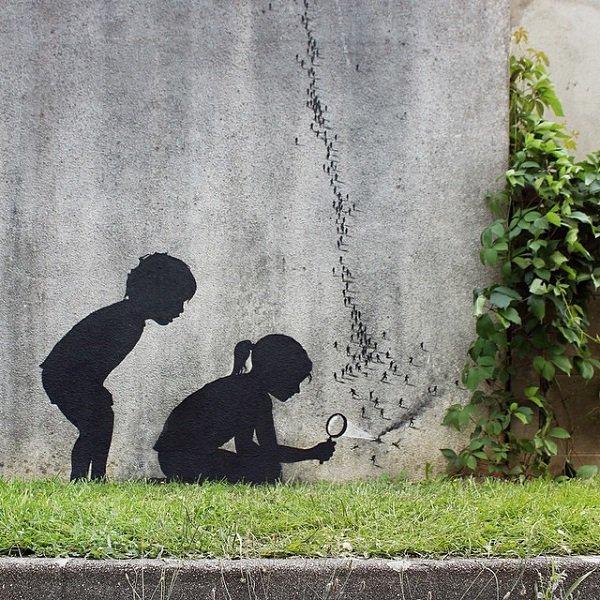 Καταπληκτική Street Art5