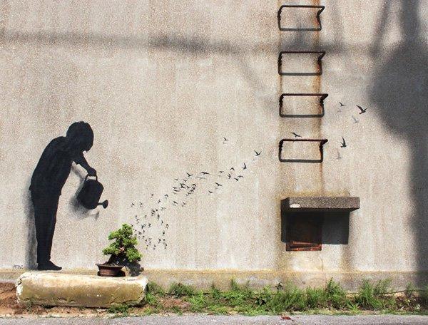 Καταπληκτική Street Art6