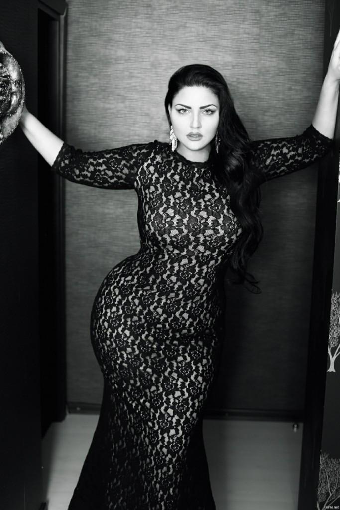 Φορέματα σε μεγάλα μεγέθη - μόδα για γυναίκες με καμπύλες3