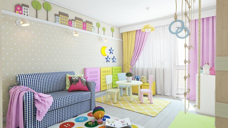 χρώμα ή ταπετσαριά στο παιδικό33