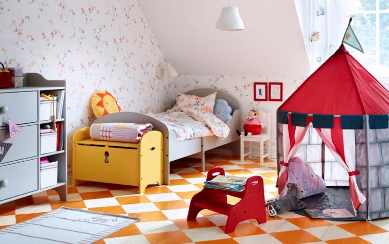 χρώμα ή ταπετσαριά στο παιδικό35