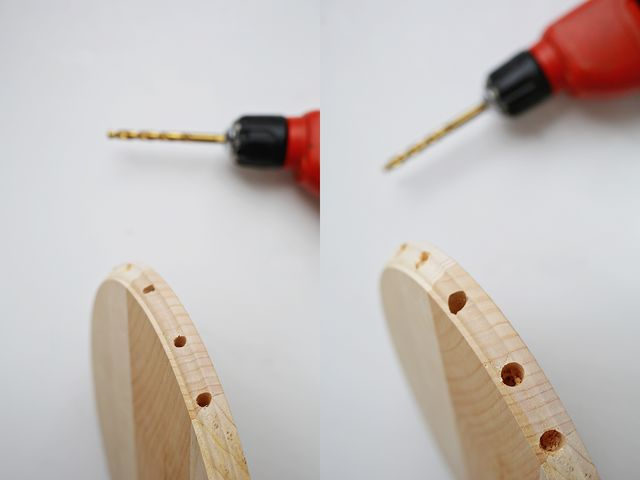 DIY καθρέφτης από χαλκοσωλήνα και ξύλο5