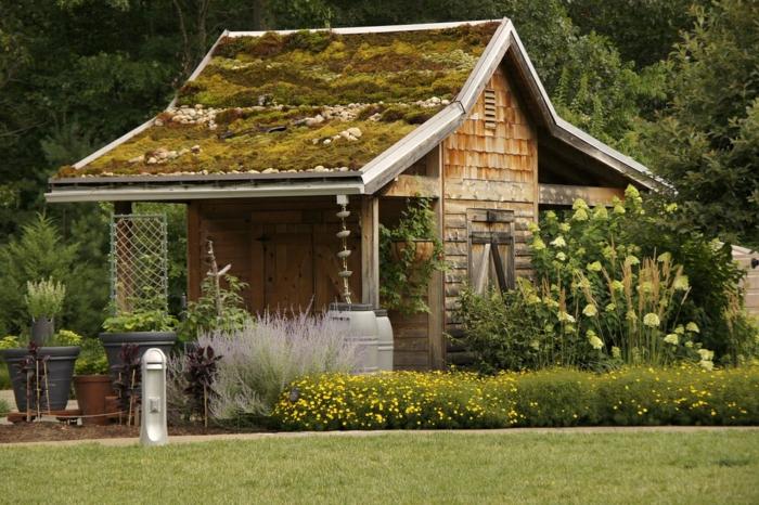 μικρό σπιτάκι κήπου ιδέες10