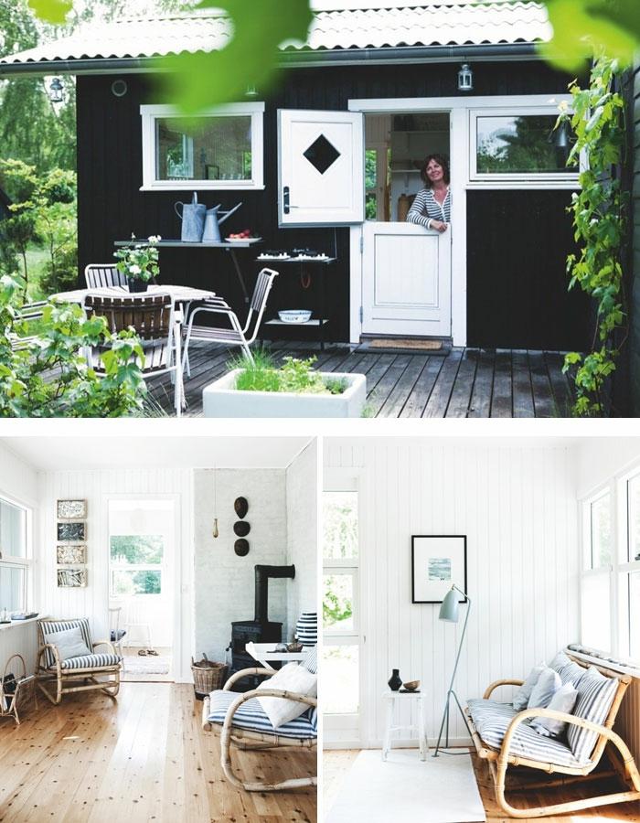 μικρό σπιτάκι κήπου ιδέες15