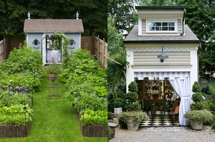μικρό σπιτάκι κήπου ιδέες20