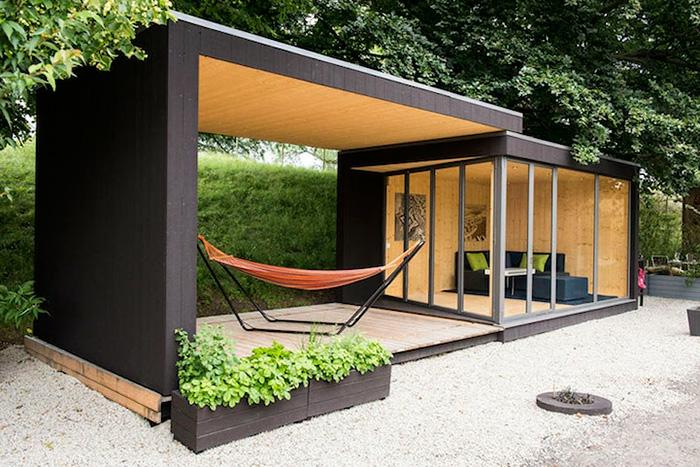 μικρό σπιτάκι κήπου ιδέες21
