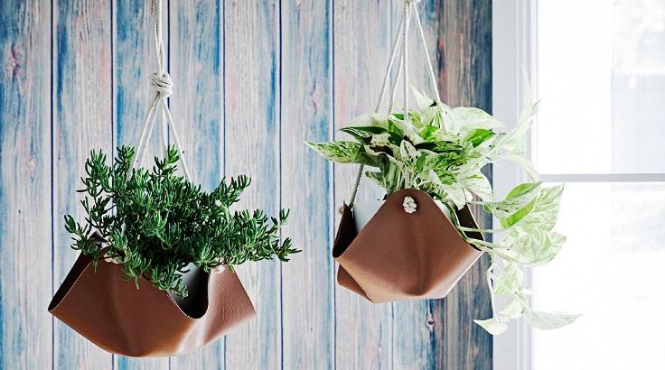 Ιδέες DIY Κάθετου κήπου9