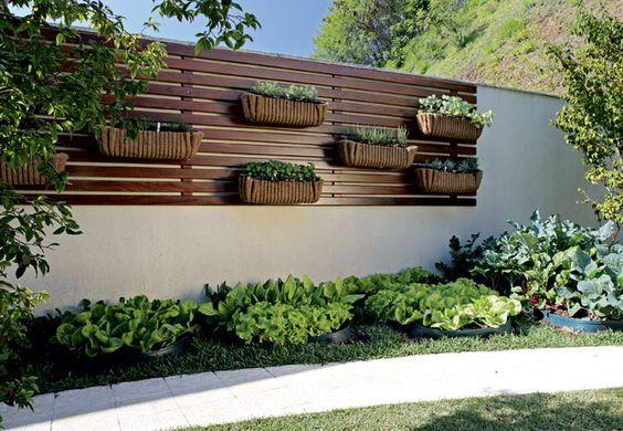 ιδέες διακόσμησης κάθετων επιφανειών με φυτά1