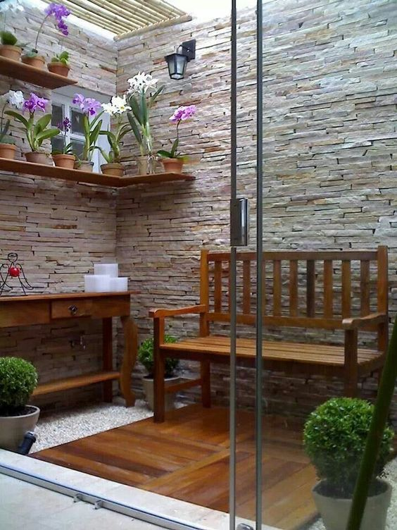 ιδέες διακόσμησης κάθετων επιφανειών με φυτά10