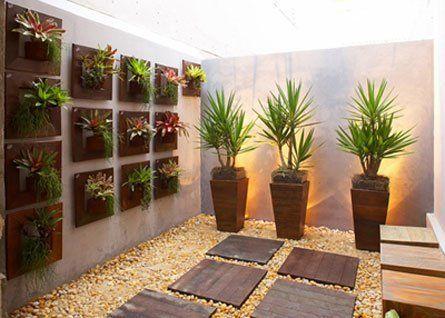 ιδέες διακόσμησης κάθετων επιφανειών με φυτά13