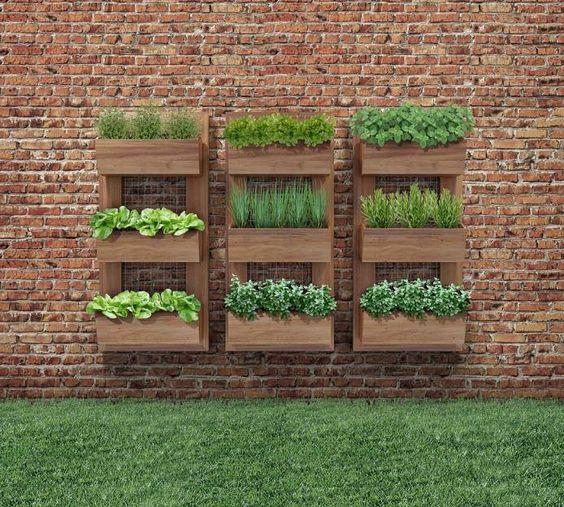 ιδέες διακόσμησης κάθετων επιφανειών με φυτά16