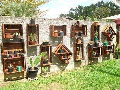 ιδέες διακόσμησης κάθετων επιφανειών με φυτά17