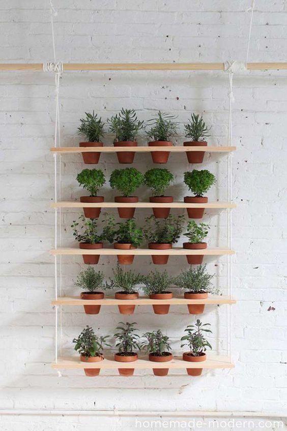 ιδέες διακόσμησης κάθετων επιφανειών με φυτά19
