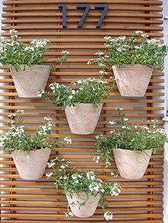 ιδέες διακόσμησης κάθετων επιφανειών με φυτά24