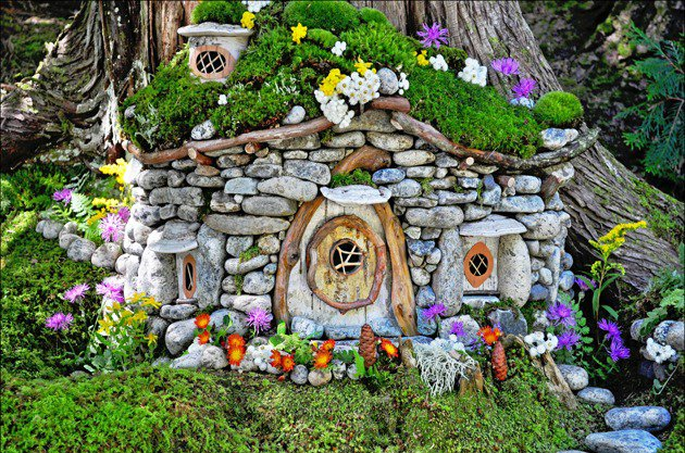 πέτρινες διακοσμήσεις κήπου12