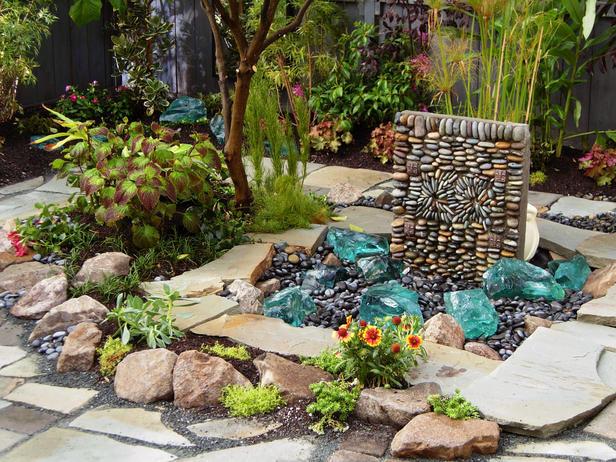 πέτρινες διακοσμήσεις κήπου14