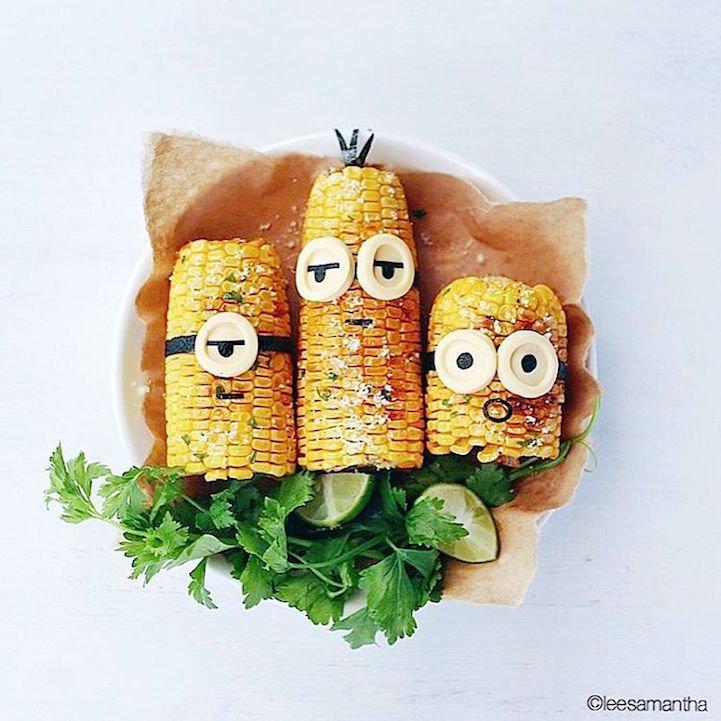 πορτρέτα από τρόφιμα1