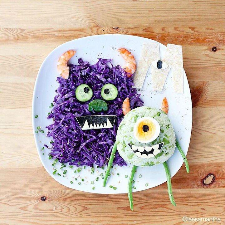 πορτρέτα από τρόφιμα10