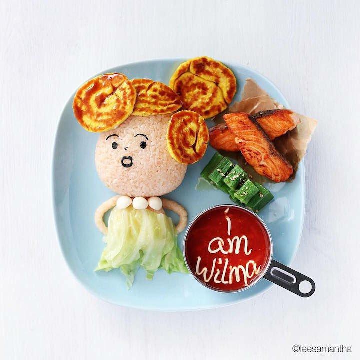 πορτρέτα από τρόφιμα16