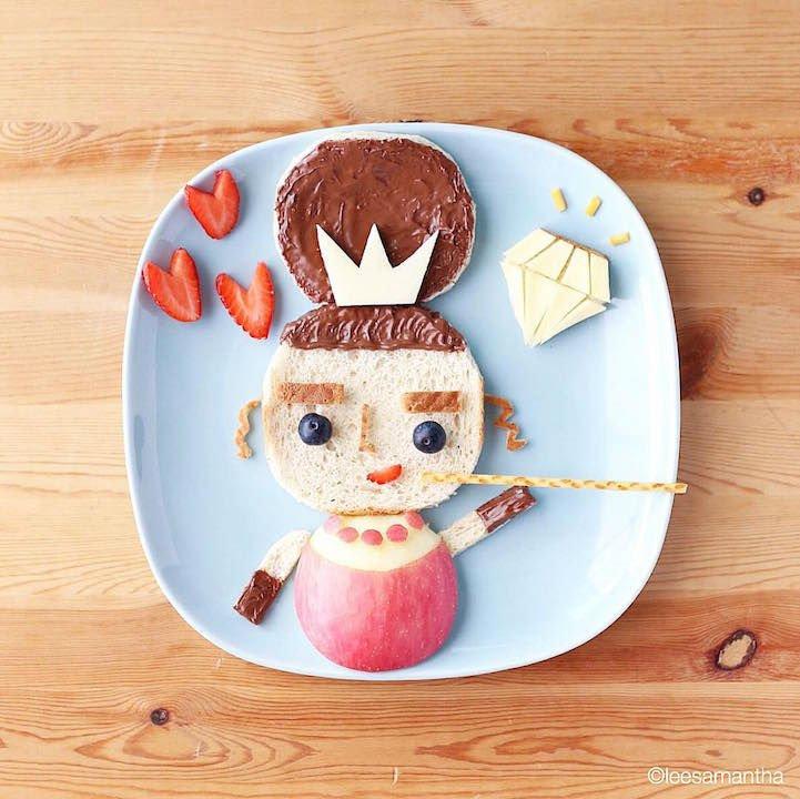 πορτρέτα από τρόφιμα3