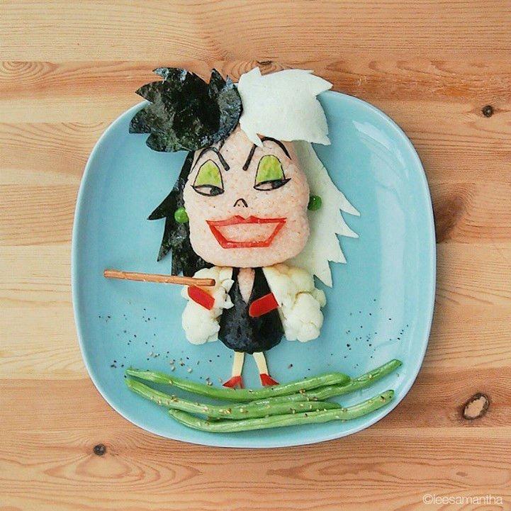 πορτρέτα από τρόφιμα4