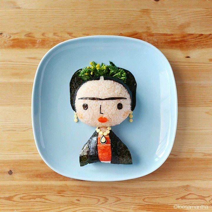 πορτρέτα από τρόφιμα5