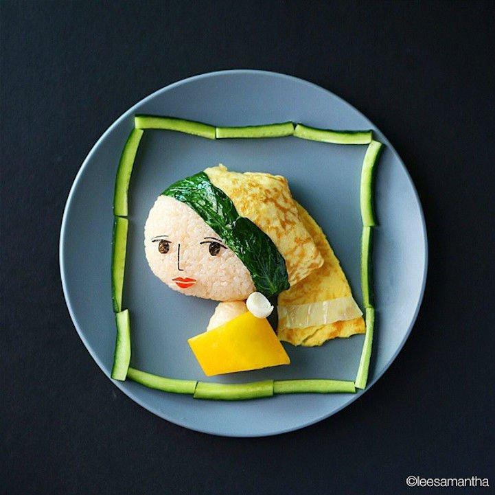 πορτρέτα από τρόφιμα6