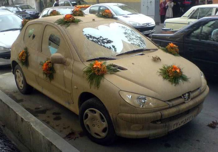 πρωτότυποι τρόποι για να πάει μια νύφη στο γάμο11