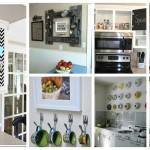 DIY Ιδέες ντεκόρ κουζίνας