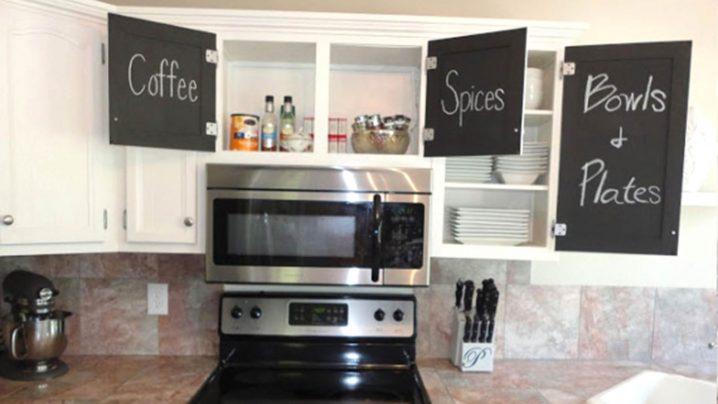 DIY Ιδέες ντεκόρ κουζίνας2
