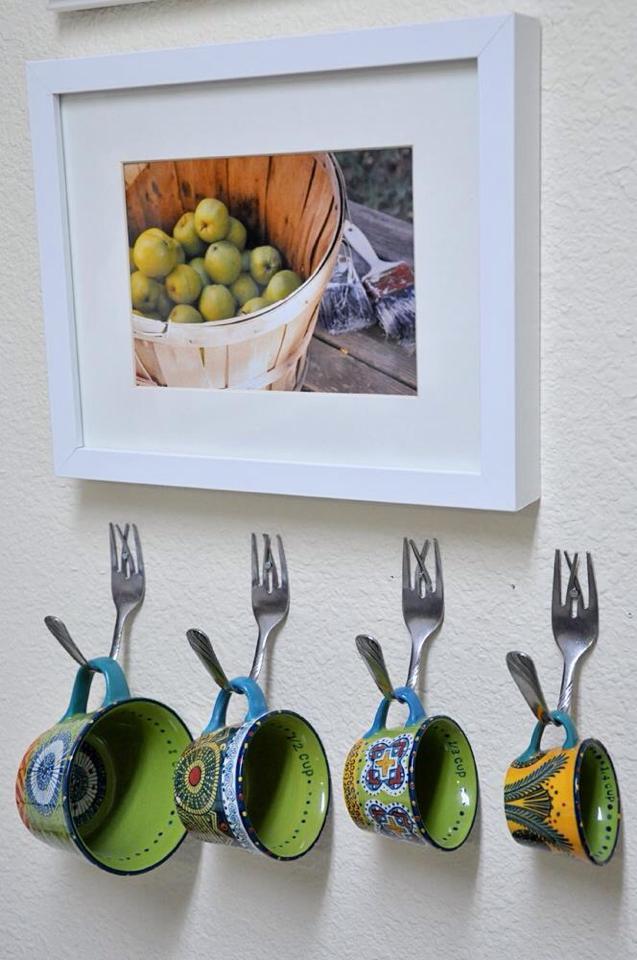 DIY Ιδέες ντεκόρ κουζίνας6