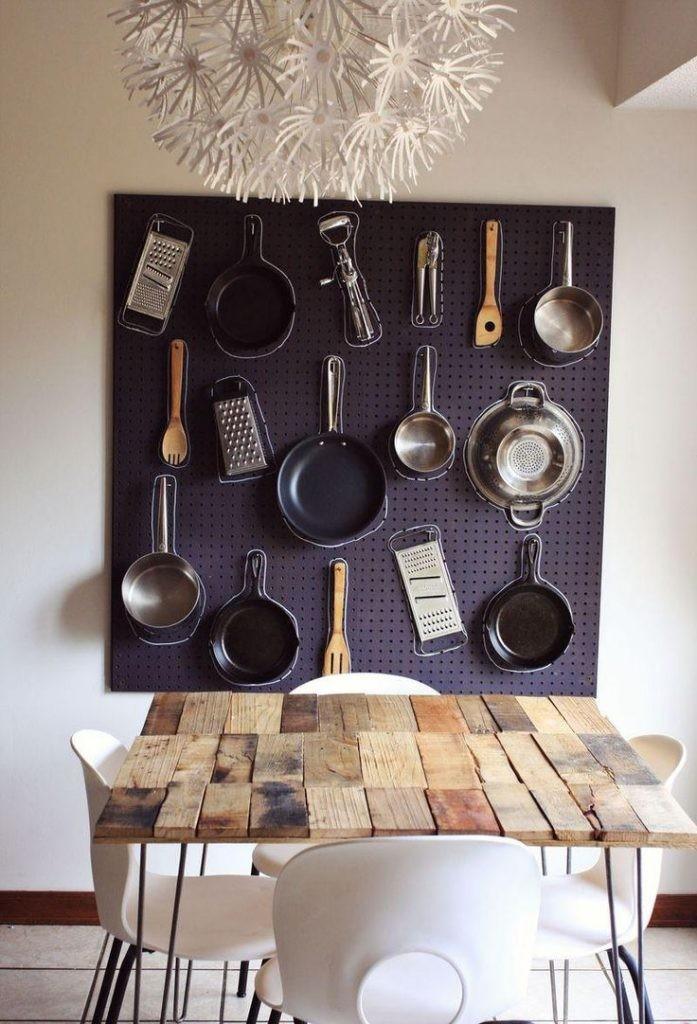 DIY Ιδέες ντεκόρ κουζίνας8