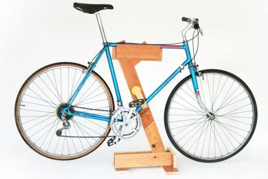 Diy Ιδέες για στάντ ποδηλάτου17