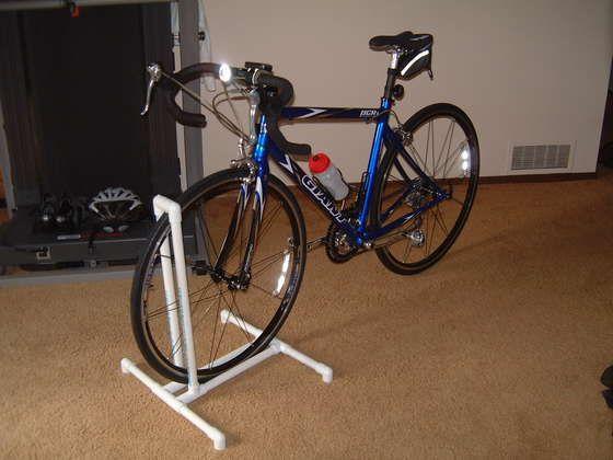 Diy Ιδέες για στάντ ποδηλάτου21