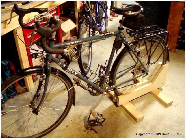 Diy Ιδέες για στάντ ποδηλάτου22