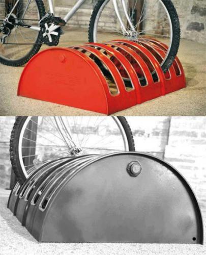 Diy Ιδέες για στάντ ποδηλάτου6