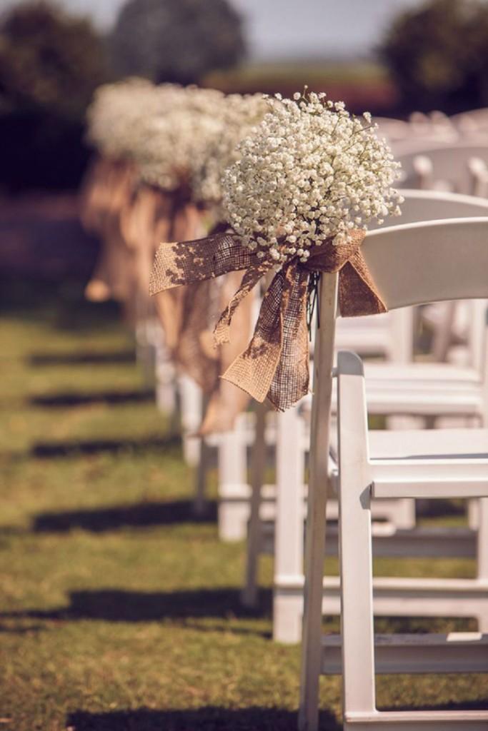 Ρουστίκ ιδέες διακόσμησης γάμου12
