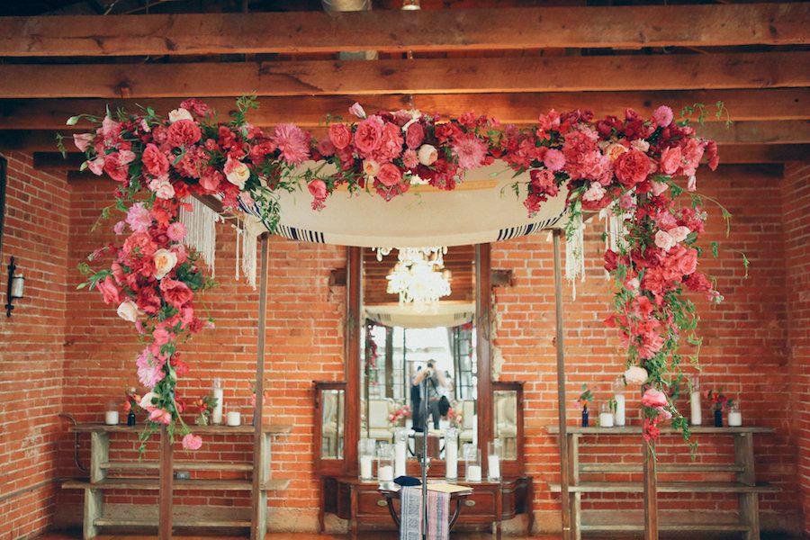 Ρουστίκ ιδέες διακόσμησης γάμου3