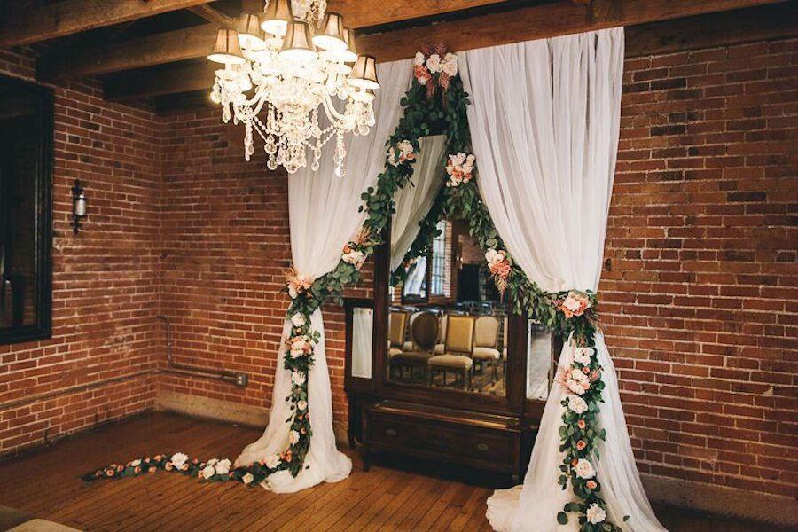 Ρουστίκ ιδέες διακόσμησης γάμου4