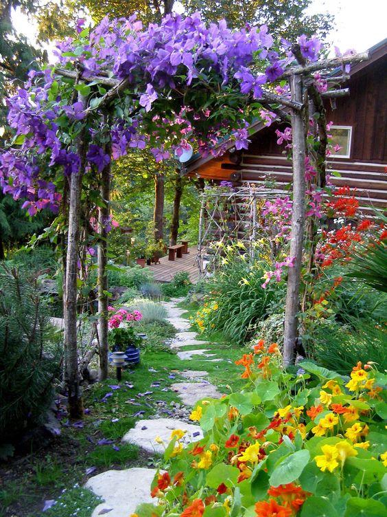καμάρες κήπου6