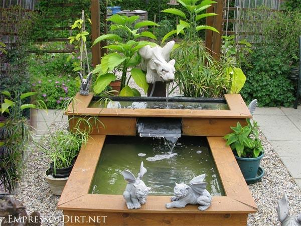μικρές λιμνούλες στον κήπο16