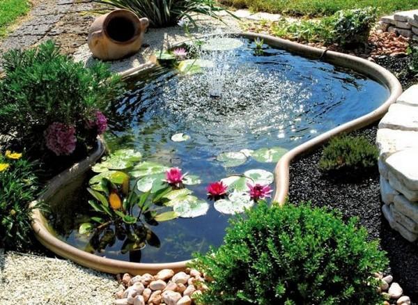 μικρές λιμνούλες στον κήπο7