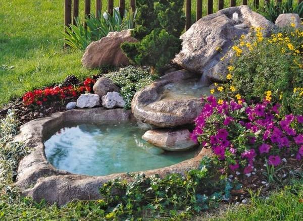 μικρές λιμνούλες στον κήπο8