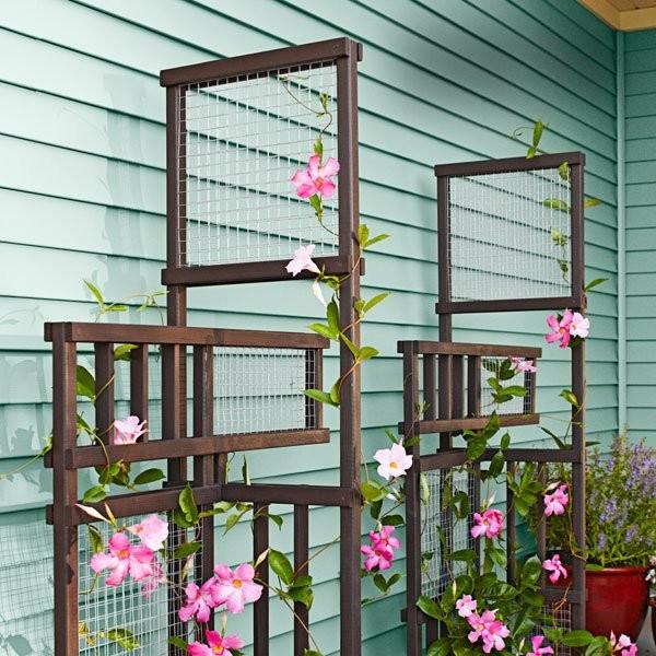 κάθετες ιδέες κηπουρικής43
