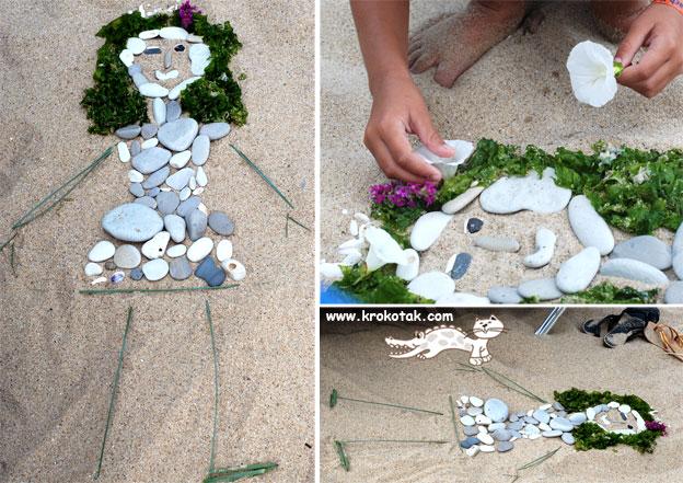τέχνη στην άμμο2