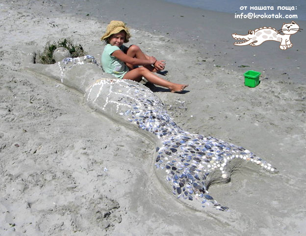 τέχνη στην άμμο6