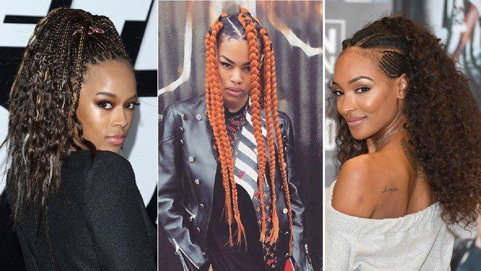 Καλοκαιρινά Hairstyles 201722