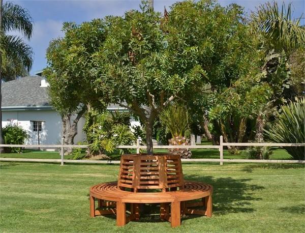 Παγκάκι γύρω από το δέντρο15