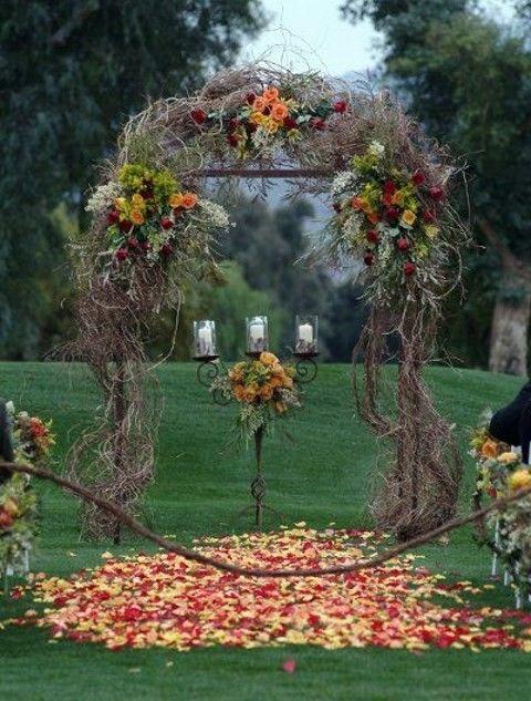 Φθινοπωρινός γάμος ιδέες10